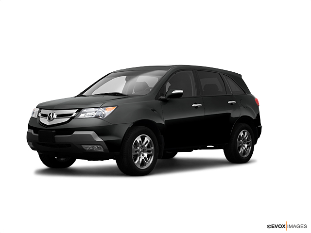 2009 Acura MDX Vehicle Photo in Richmond, VA 23231