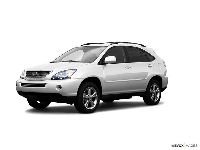 2008 lexus rx 400h specs
