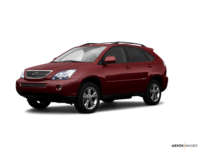 2008 Lexus RX 400h Vehicle Photo in Springfield, MO 65809