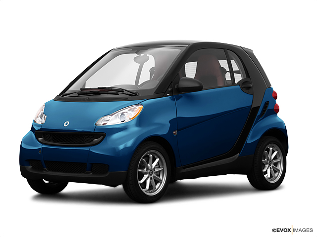 2009 Smart fortwo Vehicle Photo in Springfield, MO 65809