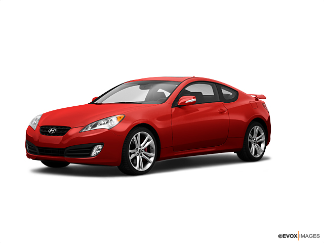 2010 Hyundai Genesis Coupe Vehicle Photo in Queensbury, NY 12804