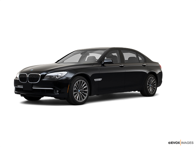 2009 BMW 750Li Vehicle Photo in Spokane, WA 99207