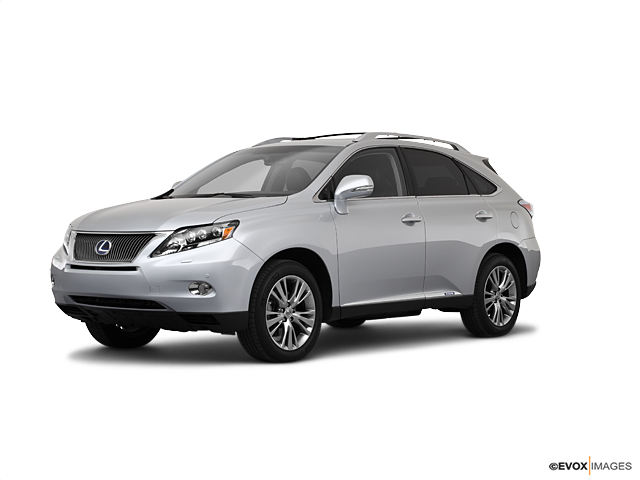 2010 Lexus RX 450h Vehicle Photo in Lakewood, CO 80401