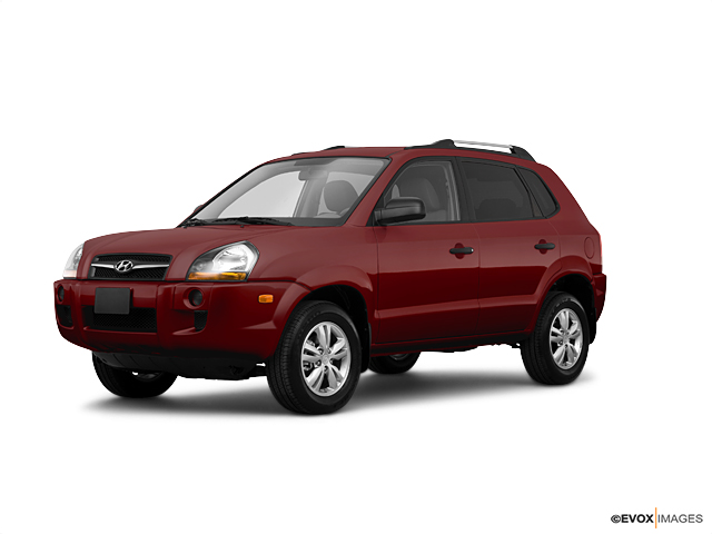 2009 Hyundai Tucson Vehicle Photo In Medina Oh 44256