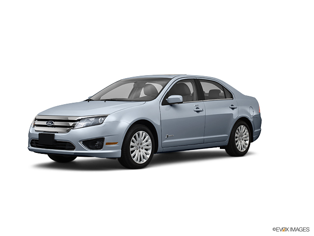 2010 Ford Fusion Vehicle Photo in Austin, TX 78759