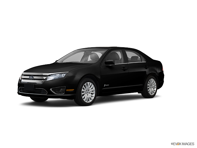 2010 Ford Fusion Vehicle Photo in Joliet, IL 60435