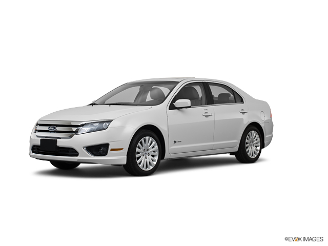 2010 Ford Fusion Vehicle Photo in Colorado Springs, CO 80920