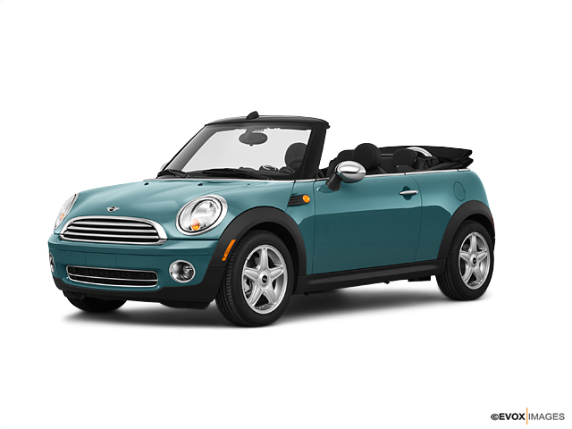 2009 MINI Cooper S Convertible Vehicle Photo in Rockville, MD 20852