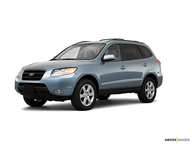 2009 Hyundai Santa Fe Vehicle Photo In Fort Mill, SC 29708