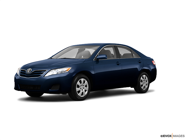 2010 Toyota Camry Vehicle Photo in Independence, MO 64055