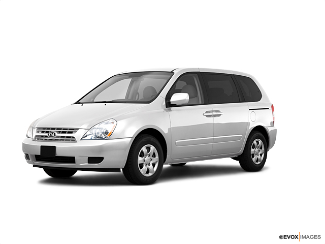 2009 Kia Sedona Vehicle Photo in San Angelo, TX 76903