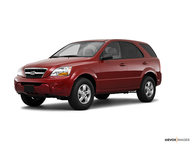 2009 Kia Sorento Vehicle Photo in Knoxville, TN 37912