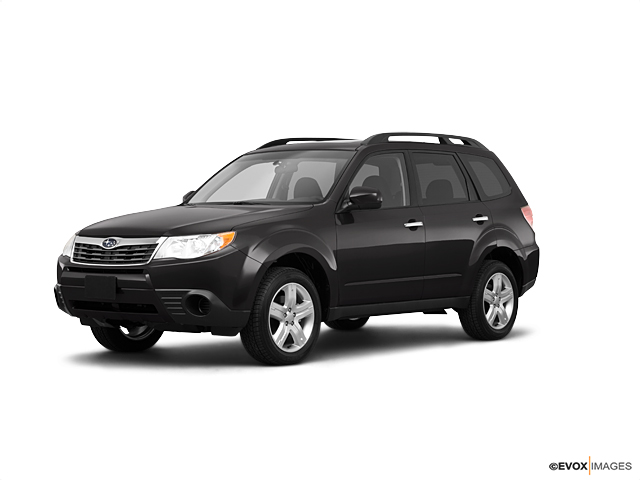 2010 Subaru Forester Vehicle Photo in Joliet, IL 60435