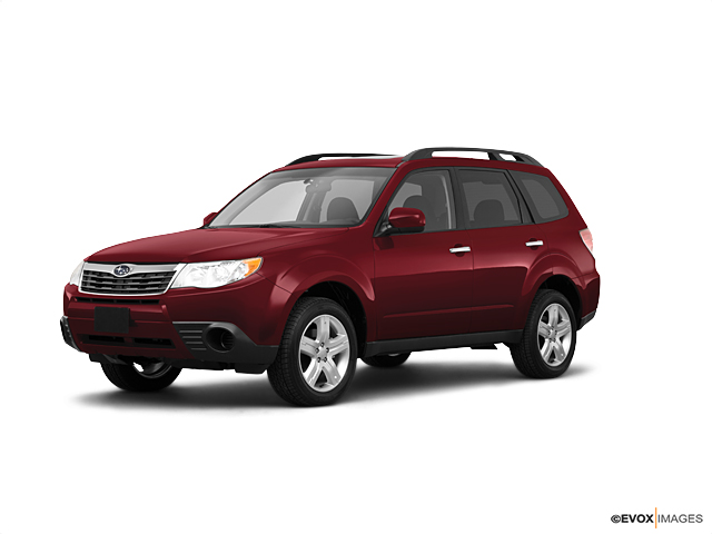 2010 Subaru Forester Vehicle Photo in Cape May Court House, NJ 08210