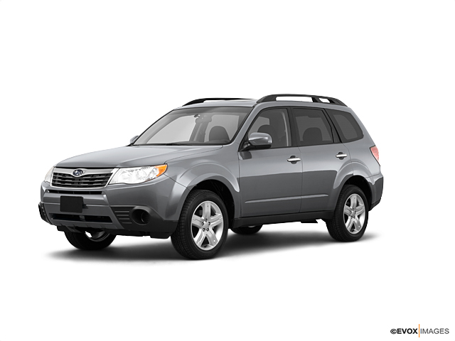 2010 Subaru Forester Vehicle Photo in Plainfield, IL 60586-5132