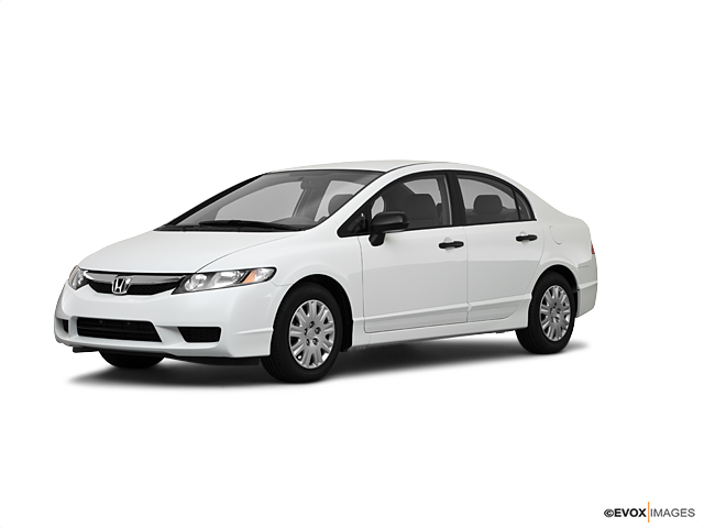2009 Honda Civic Sedan Vehicle Photo in Houston, TX 77546