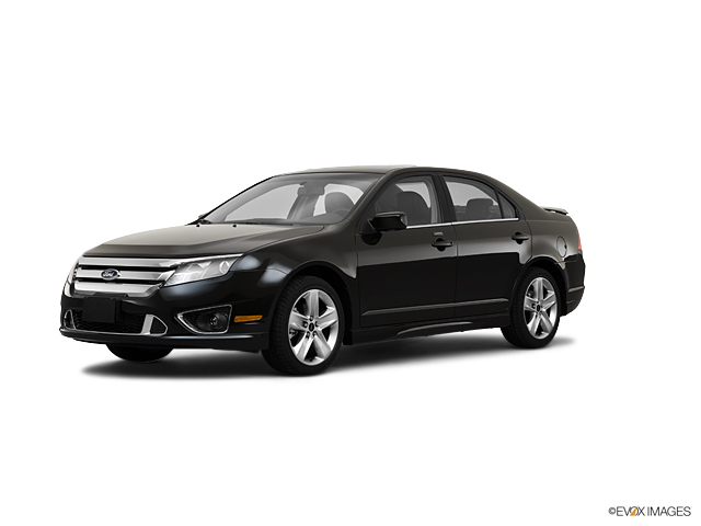 2010 Ford Fusion Vehicle Photo in North Canton, OH 44720