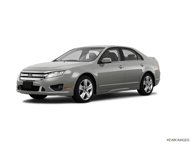 2010 Ford Fusion Vehicle Photo in Wesley Chapel, FL 33544