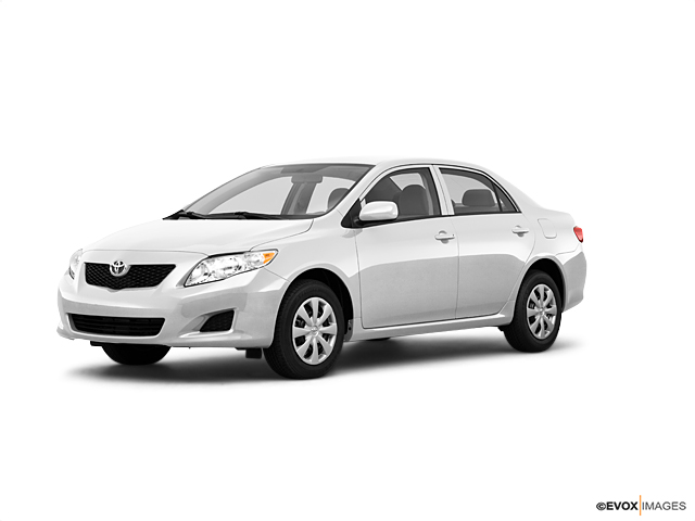 2010 Toyota Corolla Vehicle Photo In Charlotte, NC 28105