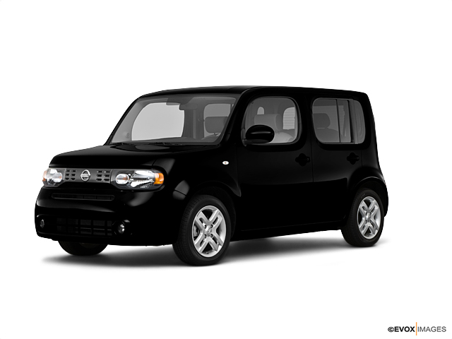 Tulsa Super Black 2009 Nissan Cube Used Wagon For Sale T114002a