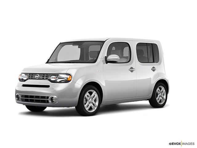 Hutto White Pearl 2009 Nissan Cube Used Wagon Available Near Austin