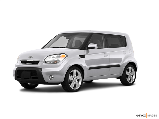 2010 Kia Soul Vehicle Photo In Staunton Va 24401