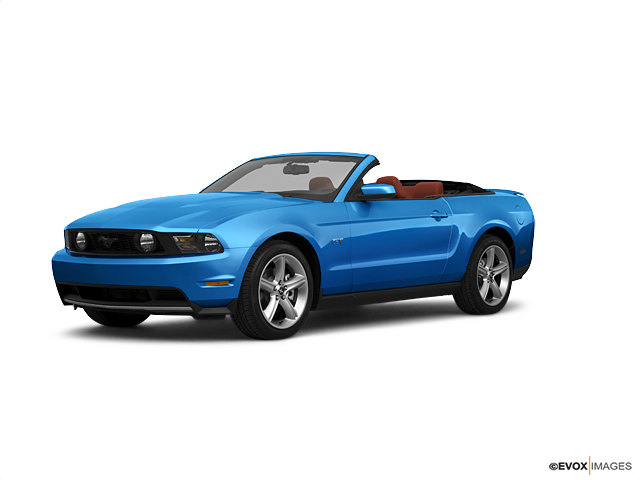 2010 Ford Mustang Vehicle Photo in Joliet, IL 60435