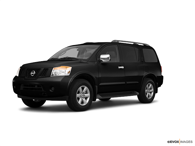 2010 Nissan Armada Vehicle Photo in Baton Rouge, LA 70809