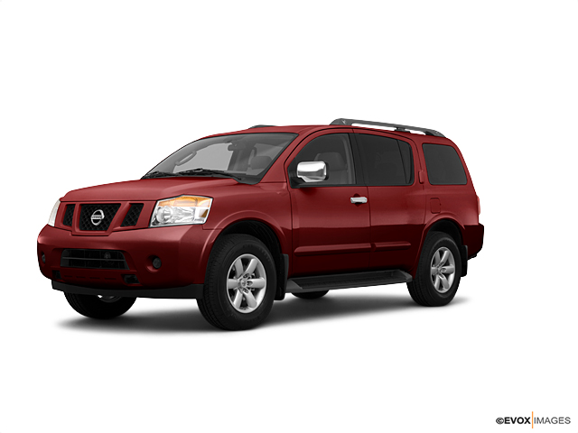 2010 Nissan Armada Vehicle Photo in Odessa, TX 79762