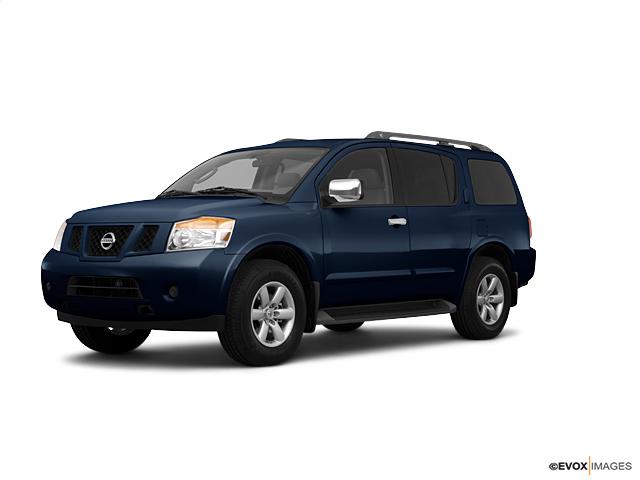 2010 Nissan Armada Vehicle Photo In Pembroke Pines, FL 33025