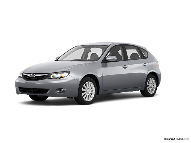 2010 Subaru Impreza Wagon Vehicle Photo in Portland, OR 97225