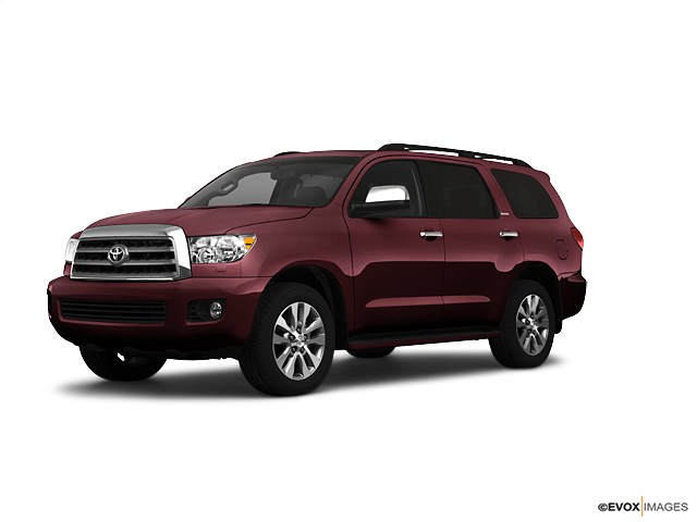 2010 Toyota Sequoia Vehicle Photo in Anchorage, AK 99515
