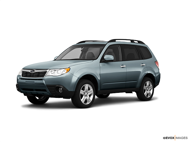 2010 Subaru Forester Vehicle Photo in Casper, WY 82609