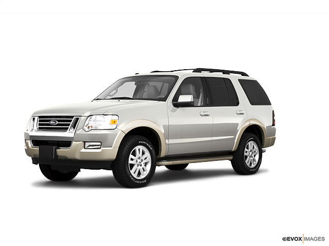 2010 Ford Explorer Vehicle Photo in Odessa, TX 79762