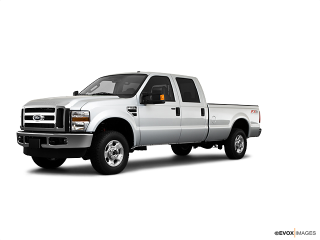 2010 Ford Super Duty F-250 SRW Vehicle Photo in Colorado Springs, CO 80920