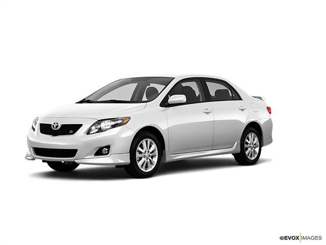 2010 Toyota Corolla Vehicle Photo in Helena, MT 59601