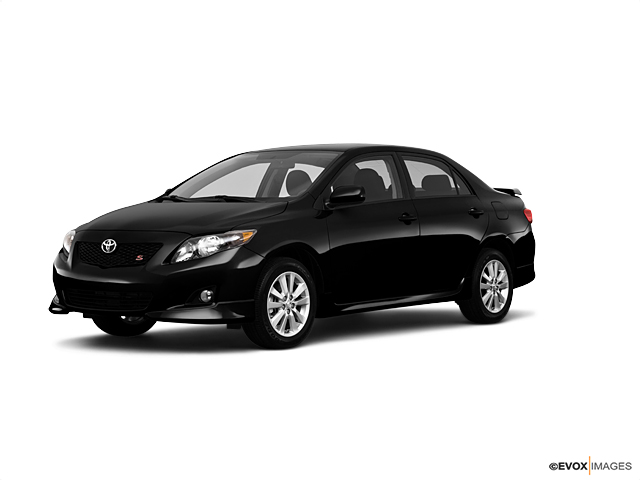 2010 Toyota Corolla Vehicle Photo in Denver, CO 80123