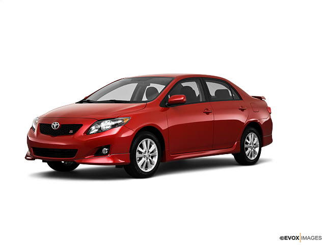 2010 Toyota Corolla Vehicle Photo in Moon Township, PA 15108