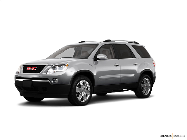 2010 GMC Acadia Vehicle Photo in Vincennes, IN 47591