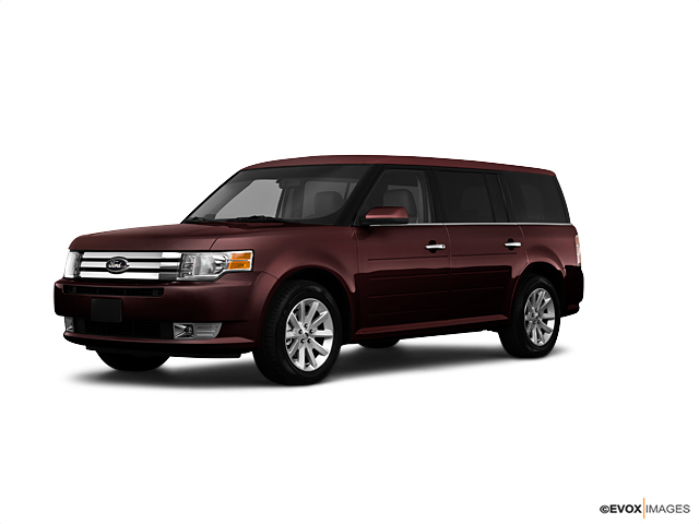 2010 Ford Flex Vehicle Photo in Elyria, OH 44035