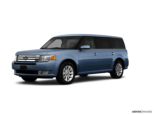 2010 Ford Flex Vehicle Photo in Colorado Springs, CO 80920