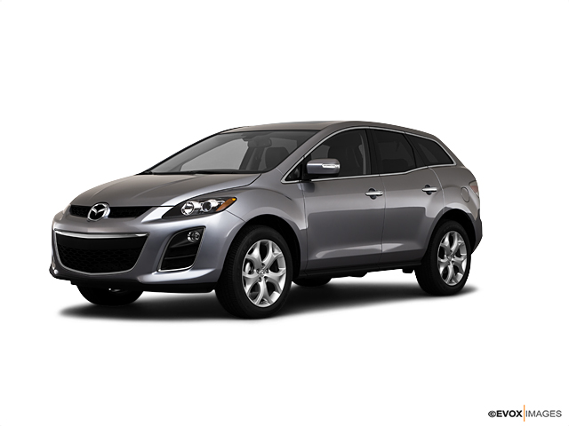 2010 Mazda CX-7 Vehicle Photo in Spokane, WA 99207