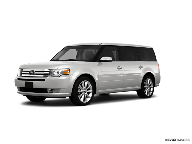 2010 Ford Flex Vehicle Photo in Trevose, PA 19053
