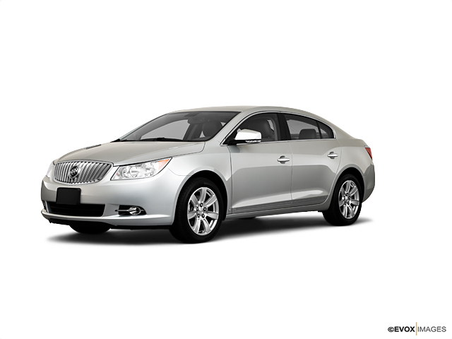 2010 Buick LaCrosse Vehicle Photo in Reese, MI 48757