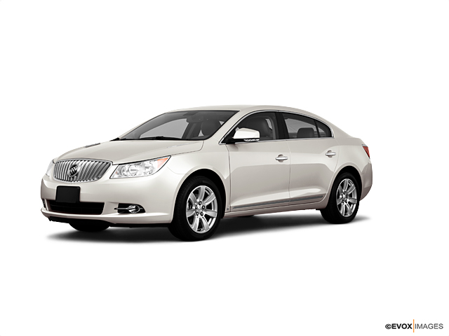 2010 Buick LaCrosse Vehicle Photo in Moon Township, PA 15108