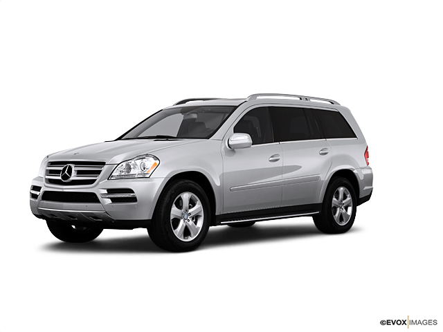 2010 Mercedes-Benz GL-Class Vehicle Photo in Colorado Springs, CO 80905