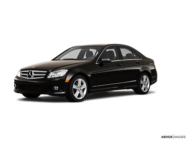2010 Mercedes-Benz C-Class Vehicle Photo in Moultrie, GA 31788