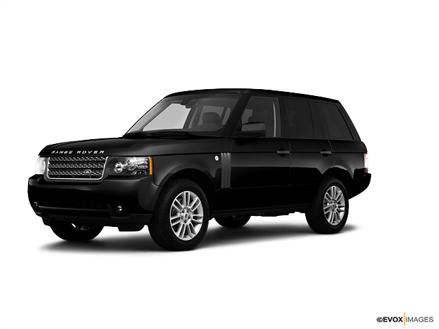 2010 Land Rover Range Rover Vehicle Photo in Charlotte, NC 28227