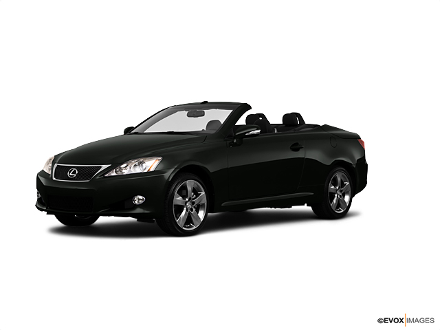 2010 Lexus IS 250C Vehicle Photo in Fort Worth, TX 76177