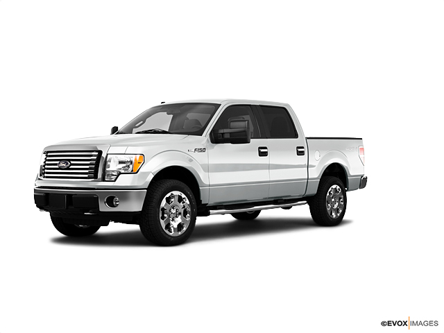 2010 Ford F-150 Vehicle Photo in Greensboro, NC 27407
